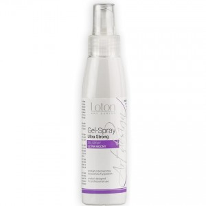 Żel-Spray Ultra Mocny LOTON 125 ml